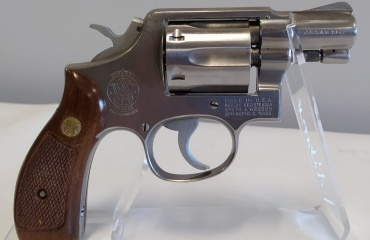 Smith & Wesson 64-2 38 special